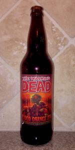 The Walking Dead - Blood Orange IPA