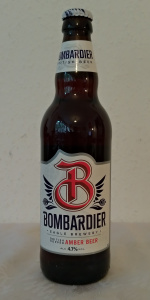 Wells Bombardier (English Premium Bitter)