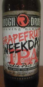 Grapefruit Weekday IPA