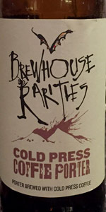 Cold-Press Coffee Porter