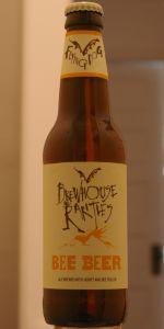 Brewhouse Rarities: Bee Beer