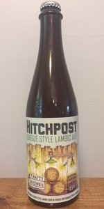 Hitchpost Gueuze Lambic