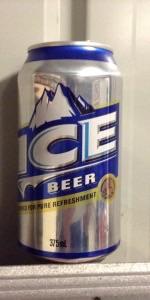 Tooheys Ice Beer