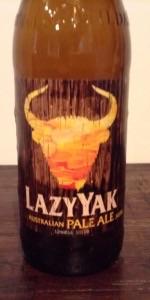 Lazy Yak Australian Pale Ale
