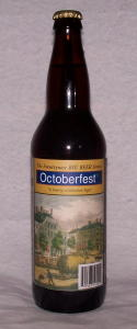 Smuttynose Octoberfest (Big Beer Series)