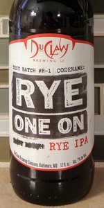 Rye One On
