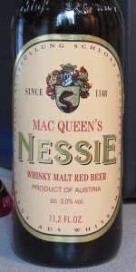 Mac Queen's Nessie