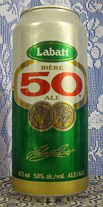 Labatt Canadian Ale / Labatt 50