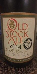 Old Stock Cellar Reserve (Aged In Rye Whiskey Barrels)