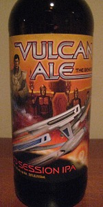 Star Trek Vulcan Ale - Genesis Effect