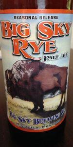 Big Sky Rye Ale