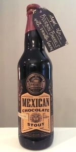 Mexican Chocolate Stout (Buffalo Trace With Vanilla Bean)