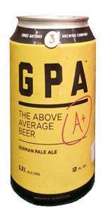 GPA (German Pale Ale)