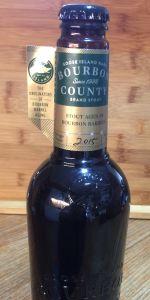 Rare Bourbon County Brand Stout (2015)