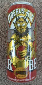 GWAR Beer Oderus Ale