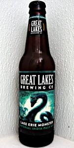 Great Lakes Lake Erie Monster