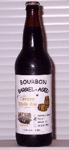 Bourbon Barrel Aged Porter