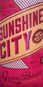 Sunshine City IPA
