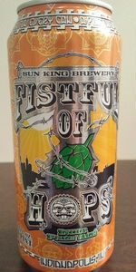 "Fistful Of Hops ""Orange"" (Summer 2015)"