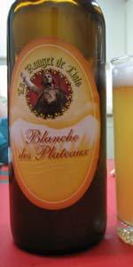 Blanche Des Plateaux