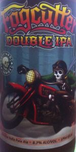 Fogcutter Double IPA
