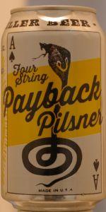 Payback Pilsner