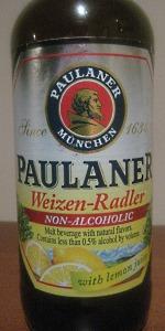Weizen-Radler Non-Alcoholic