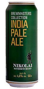 Brewmasters Collection India Pale Ale Nikolai Sinebrychoff