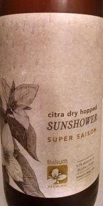 Citra Dry Hopped Sunshower