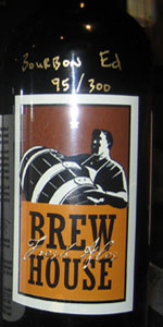 Edmund Fitzgerald Imperial Stout (Bourbon Barrel Aged)