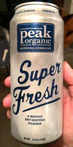 Peak Organic Super Fresh