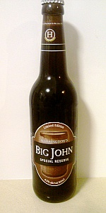 Harringtons Big John Special Reserve