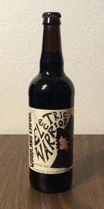 Electric Warrior Oatmeal Stout