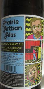 3rd Anniversary Ale