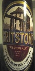 Gritstone Premium Ale