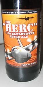 "The ""Herc"" C-130 Barleywine Style Ale"