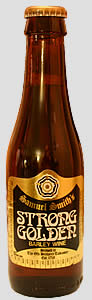Strong Golden Barley Wine