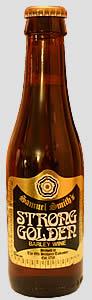 Samuel Smith Strong Golden Barley Wine