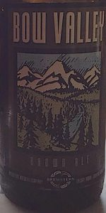 Bow Valley Brown Ale