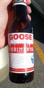 Experimental Ale (Autumn 2015)