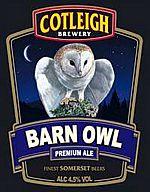 Barn Owl Premium Bitter