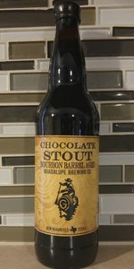 Chocolate Stout - Bourbon Barrel Aged
