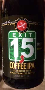 Exit 15 Coffee IPA