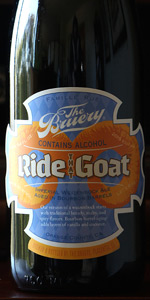 Ride That Goat