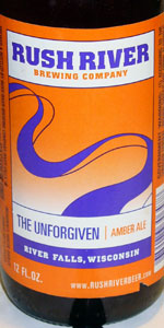 The Unforgiven Amber Ale