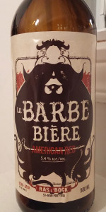 Barbe Bière