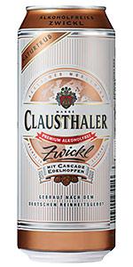 Clausthaler Zwickl Alkoholfrei