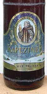 Kapuziner Winter-Weissbier Naturtrüb