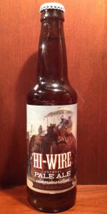 Oatmeal Pale Ale Commemorative Collaboration