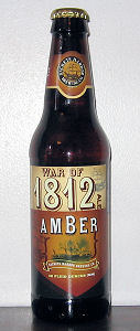 War Of 1812 Ale
